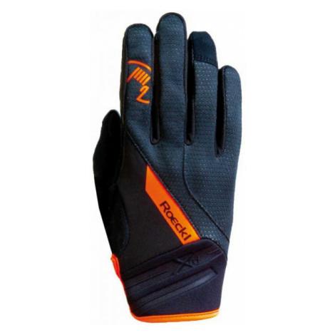 Roeckl RENON black - Cycling gloves