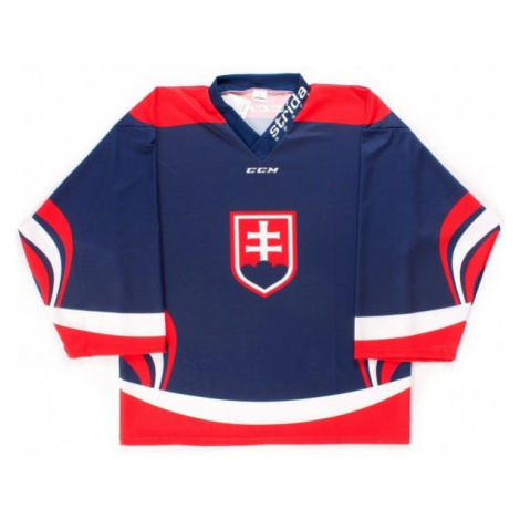 CCM SK Dres SIHF blue - Ice hockey jersey