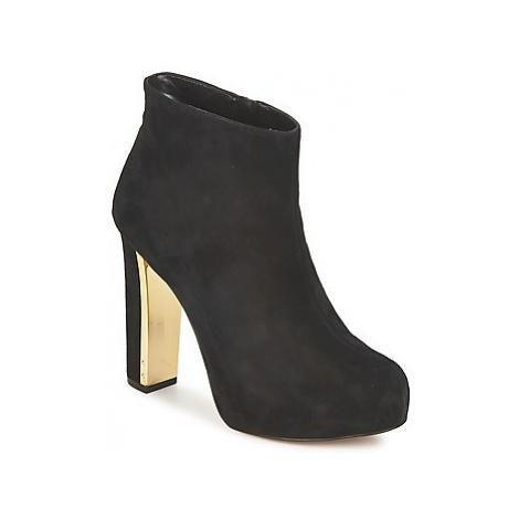 Carvela SWIPE women's Low Ankle Boots in Black