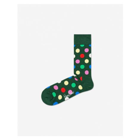 Happy Socks Holiday Dots Socks Green