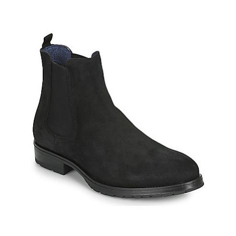 Casual Attitude LORNYX men's Mid Boots in Black
