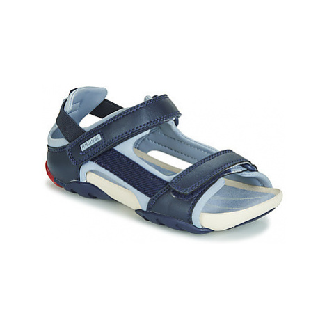 Camper OUS boys's Children's Sandals in Blue