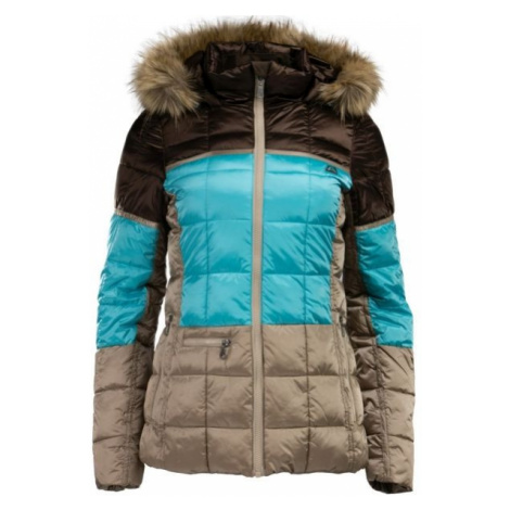 ALPINE PRO ADDA grey - Women's jacket