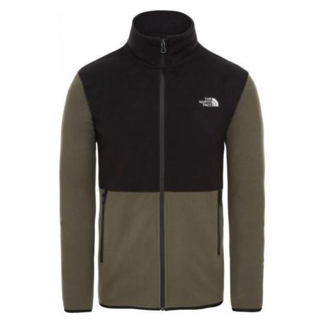 The North Face TKA GLACIER brown - Men's sweatshirt