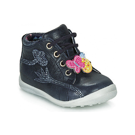 Catimini SALAMANDRE girls's Children's Mid Boots in Blue