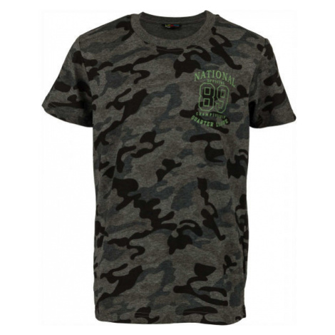 Lewro REX grey - Boys' T-shirt
