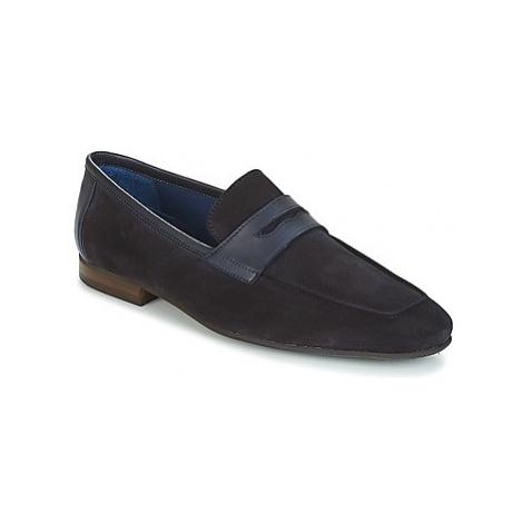 Brett Sons WADEOLUI men's Loafers / Casual Shoes in Blue