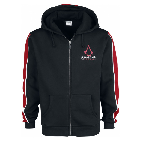 Assassin's Creed - Emblem - Hooded zip - black