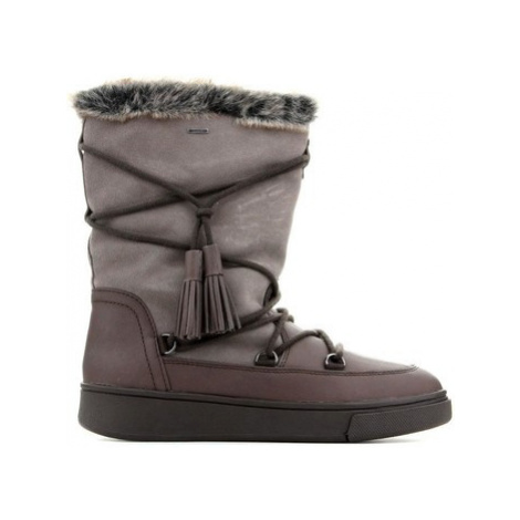 Geox D Mayrah D743MA 04522 C6132 women's Snow boots in Brown