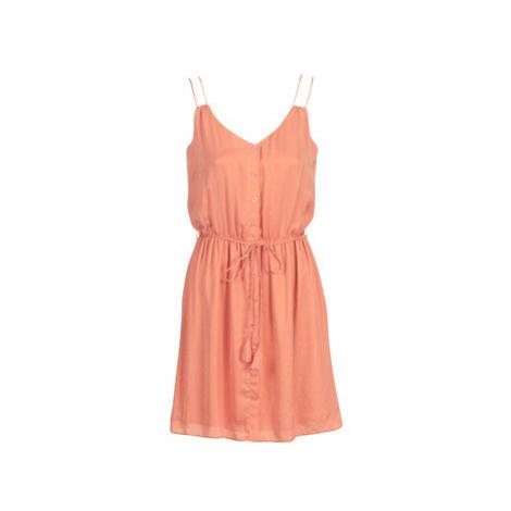 Naf Naf LOUBRA R2 women's Dress in Pink