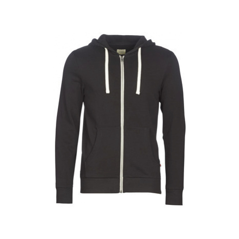 Jack Jones JJEHOLMEN men's Sweatshirt in Black Jack & Jones