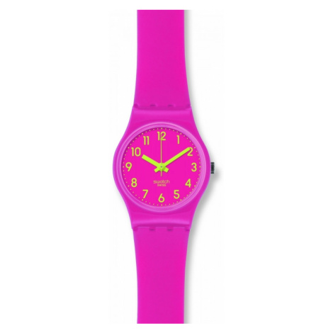 Ladies Swatch Biko Roose Watch LP131