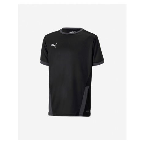 Puma TeamGOAL 23 Kids T-shirt Black