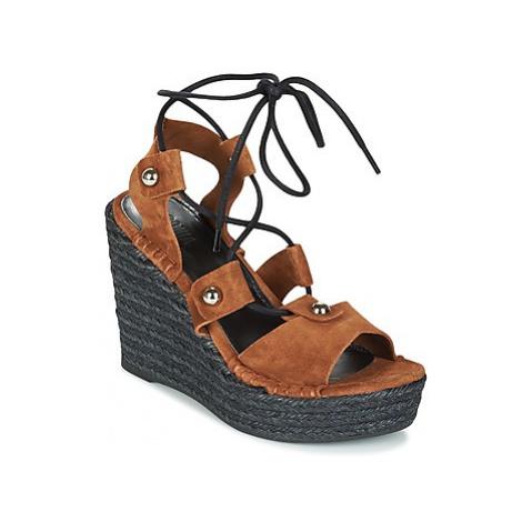 Sonia Rykiel 622908 women's Sandals in Brown