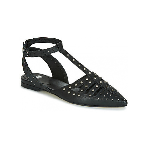 Fru.it 5294-947 women's Sandals in Black