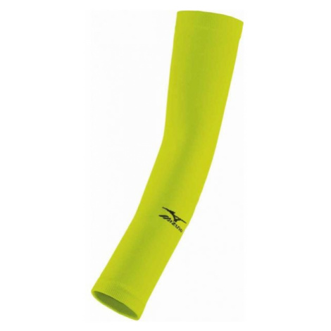 Mizuno ARMGUARD 1 PAIR yellow - Men's arm warmers
