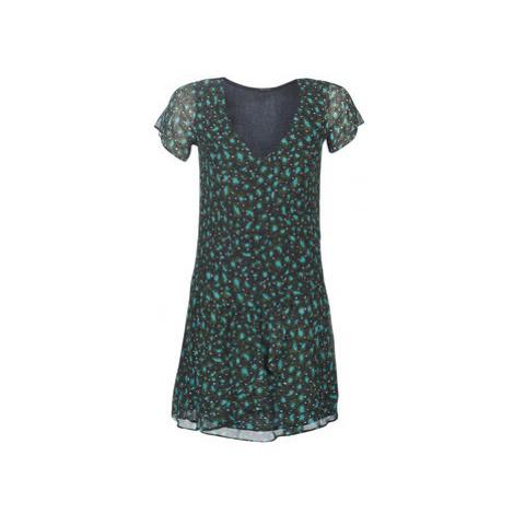 Ikks BP30005-54 women's Dress in Green