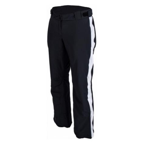 Diel BESS black - Women's ski pants with braces