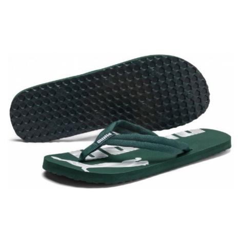 Puma EPIC FLIP V2 green - Men's flip-flops