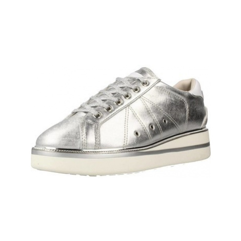 Lumberjack SKYLER women's Shoes (Trainers) in Silver