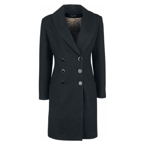Banned Retro - Rocking Coat - Girls coat - black
