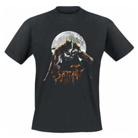 Batman Full Moon T-Shirt black