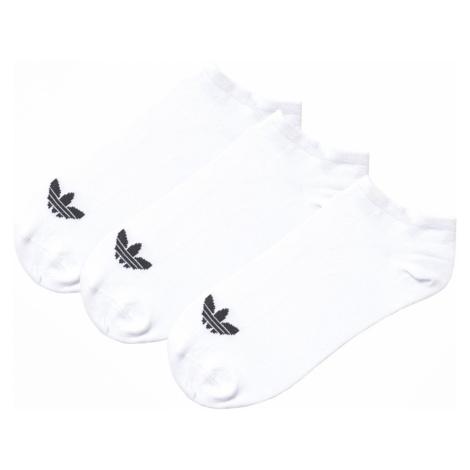 adidas Originals Trefoil Liner Set of 3 pairs of socks White
