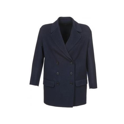 Joseph DOBBLE women's Coat in Blue
