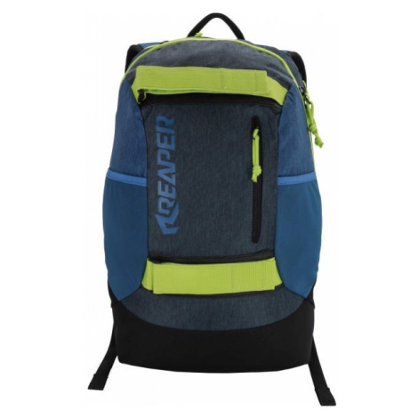 Reaper HUSK 25 blue - School backpack