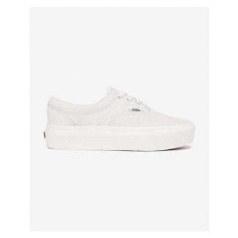 Vans Era Platform Sneakers White