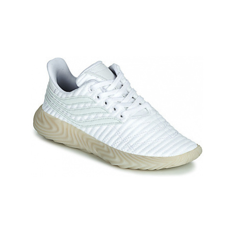 Adidas SOBAKOV J boys's Children's Shoes (Trainers) in White