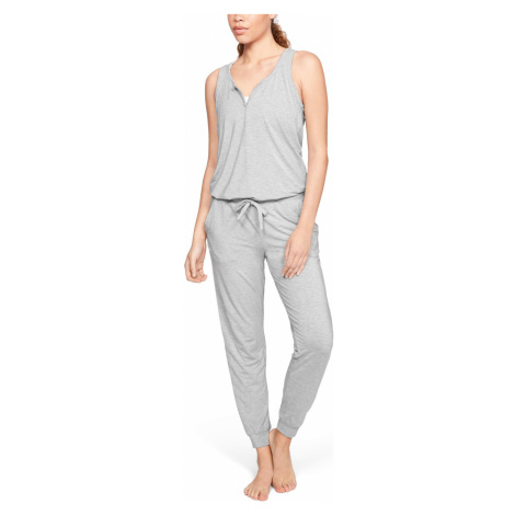 Under Armour Athlete Recovery Sleepwear™ Sleeping overal Grey