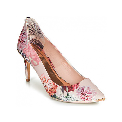 Ted Baker VYIXYNP2 women's Court Shoes in Pink