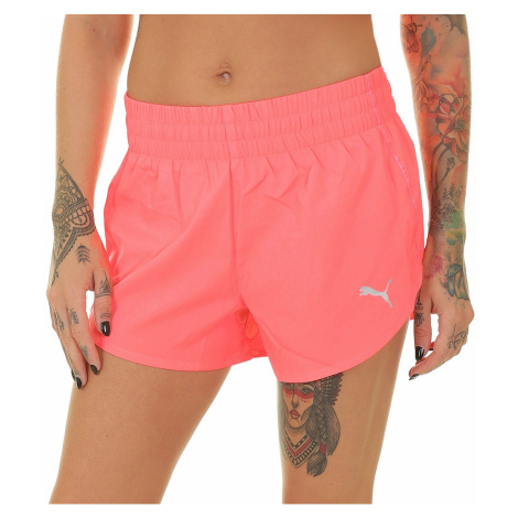 shorts Puma Ignite 3 - Pink Alert - women´s