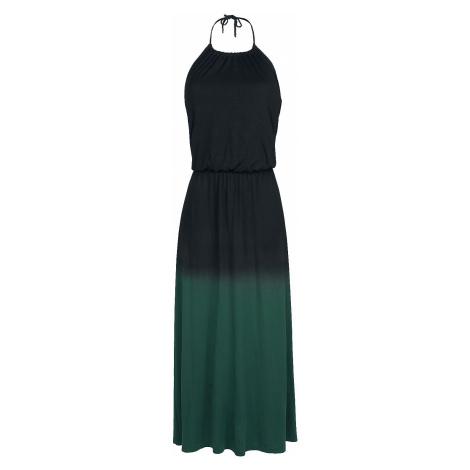 Black Premium by EMP Wild Tales Long dress black green
