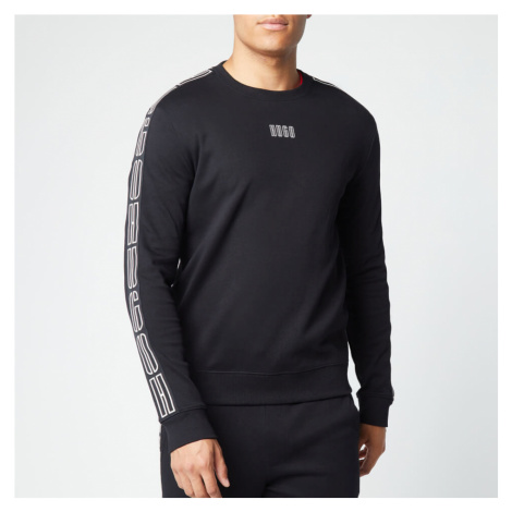 HUGO Men's Doby203 Sweatshirt - Black Hugo Boss
