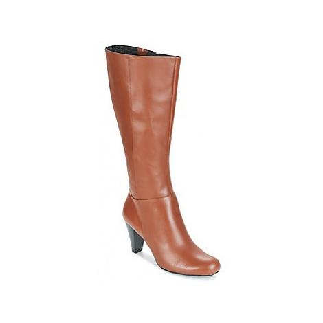 So Size ARDEIN women's High Boots in Brown