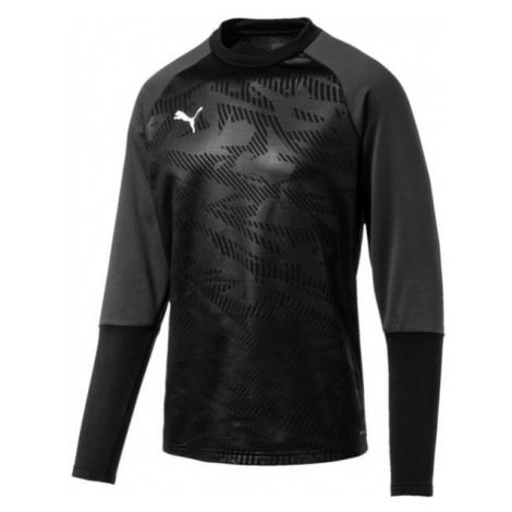 Puma CUP TRAINING SWEAT CORE black - Men's training t-shirt