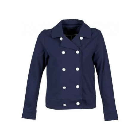 Petit Bateau FLORINE women's Jacket in Blue