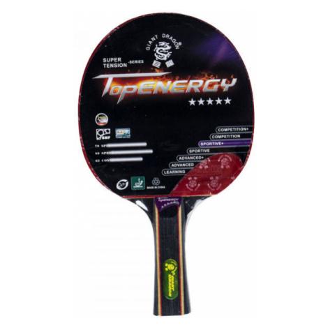 Giant Dragon TOP ENERGY black - Table tennis bat