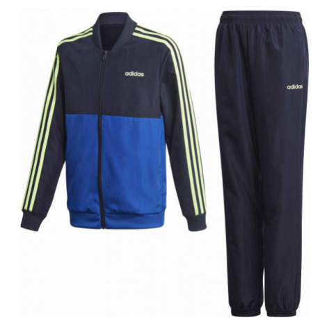 adidas YB TRACKSUIT WOVEN - Boy's tracksuit