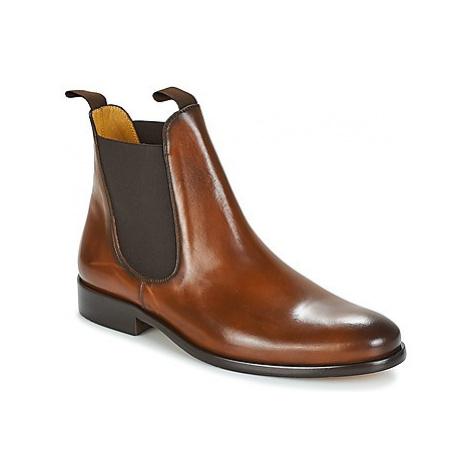 Brett Sons BERNARD men's Mid Boots in Brown