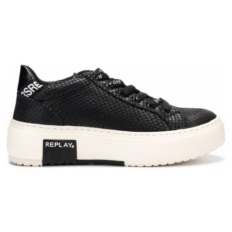 Replay Final Sneakers Black