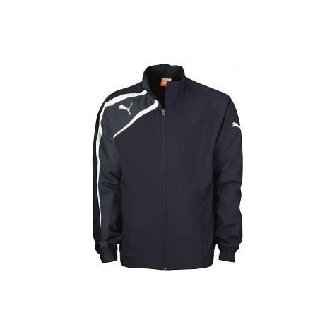 Puma SPIRIT WOVEN JACKET blue - Sports jacket