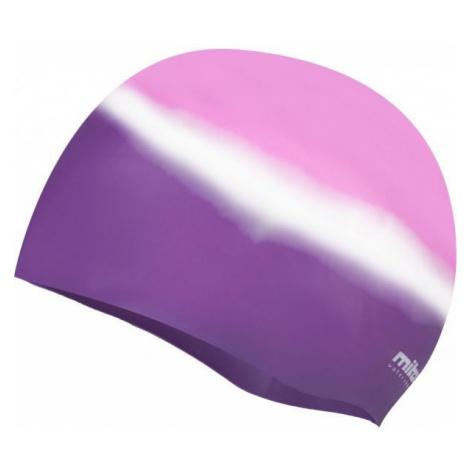 Miton FIA purple - Swimming cap