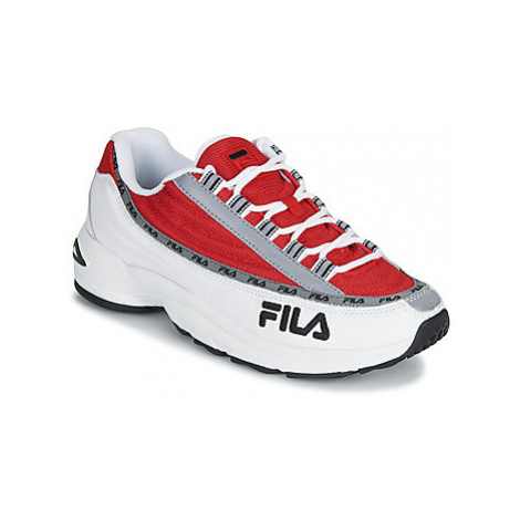 Fila DSTR97 men's Shoes (Trainers) in Red