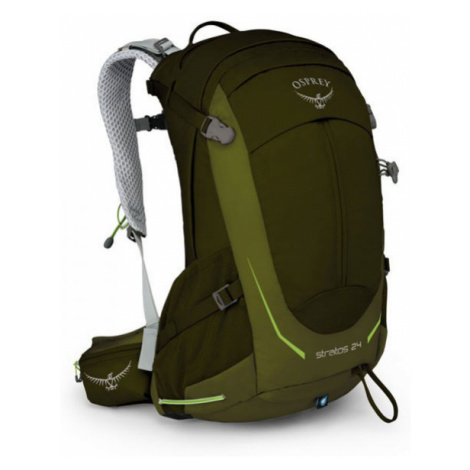 Osprey STRATOS 24 II red - Hiking backpack