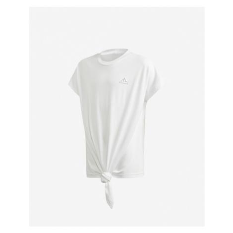 adidas Performance Dance Kids T-shirt White
