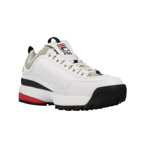 Fila DISRUPTOR CB LOW men's in White