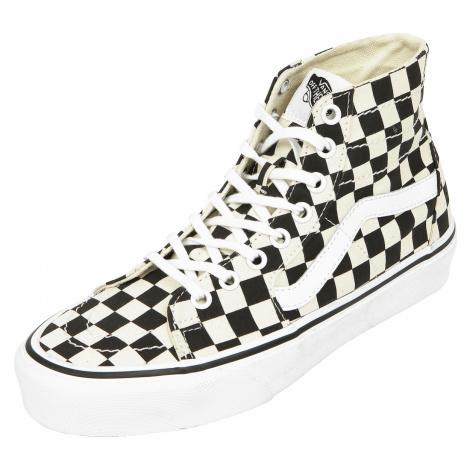 Vans - SK8-Hi Tapered Checkerboard - Sneakers - black-white